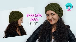 Boina caída unisex a crochet - todas la... 3 months ago 1f92bee194a