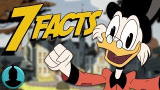 7 Facts About DuckTales - Disney XD 2017 Reboot (Tooned Up S4 E25)