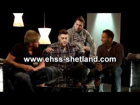 Shetland Islands Advert