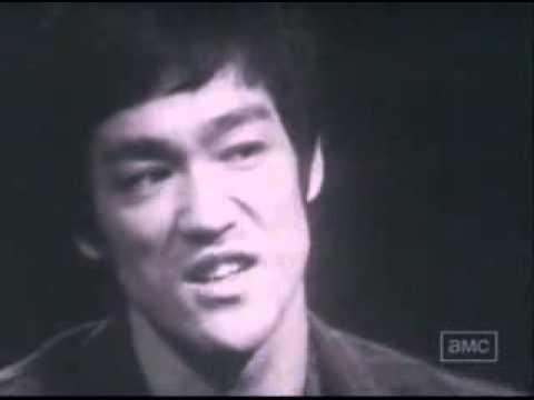 Bruce Lee Be As Water My Friend