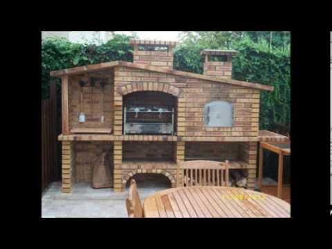 Mediterranean Brick Barbecue- Go to our site online and see our Mediterranean Brick Barbecue