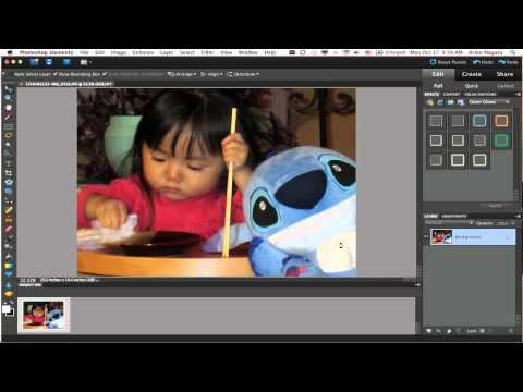 Batch Processing Photoshop Elements9