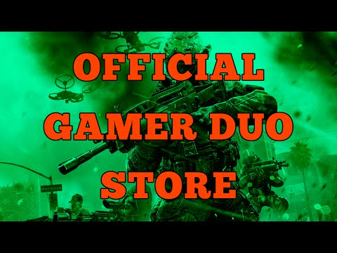 (Now Open) Gamer Duo Store! Coming Back Home!
