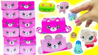 Limited Edition Found! Shopkins Petkins Happy Places Season 3 Surprise Blind Bags