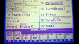 Cheikh Nani ..side Juge Natalga  Matapkach Fismi Live Clavier
