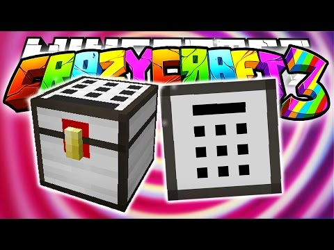 Minecraft Crazy Craft 3.0: Password Chests? (Security Mod) #61