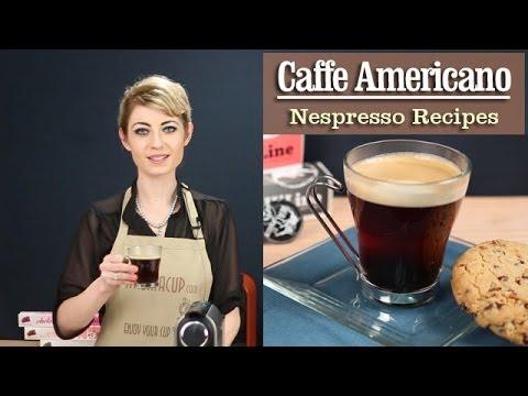 How to Make a perfect Caffè Americano with the Nespresso Machine