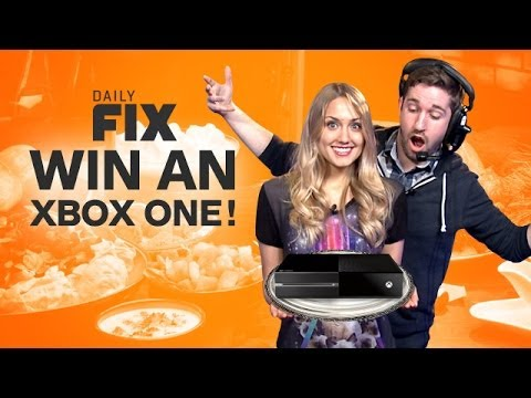 Daily Fix - Xbox One Holiday Giveaway
