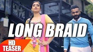 Teaser   LONG BRAID   Khaab   Desi Crew   Full Song Coming Soon   Speed Records
