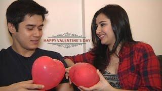 Anshuman and Sanaya celebrate Valntine