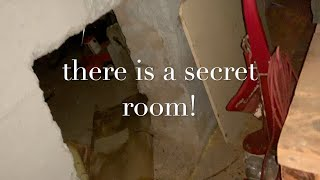 Hoarder House Part 3, we find a secret room... and the floor!