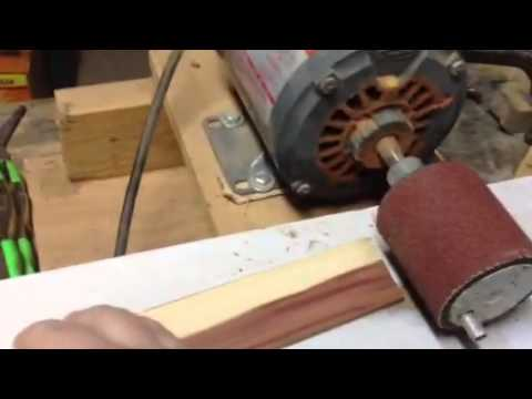 How to make tapered laminations