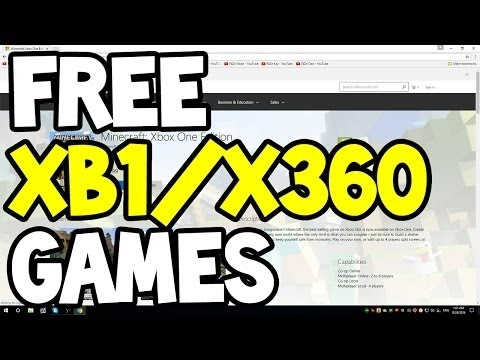 How to get any XBOX ONE & 360 Game For Free!! LATEST METHOD! WORKING 2016 UPDATED