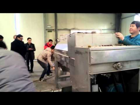 blackberry jam processing machines