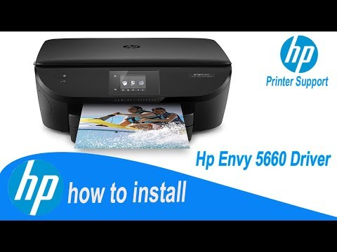 Hp Envy 5660 Driver, FULL FEATURES INSTALLATION QUICK DOWNLOAD
