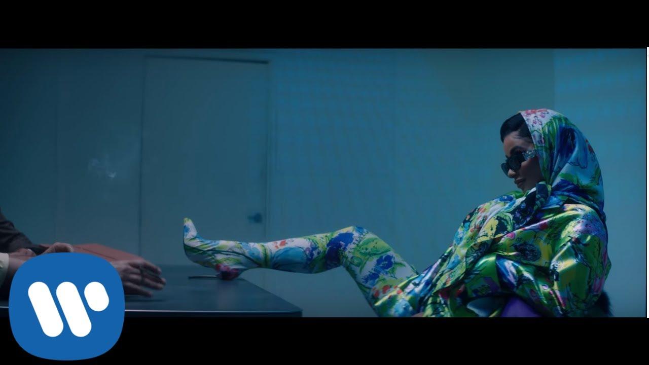 Cardi B - Press [Official Music Video]