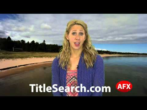 Property title records in Ontonagon County Michigan   AFX