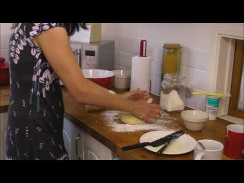 How to cook buttermilk scones, great for afternoon tea