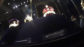 Tower of London, the crown Jewels