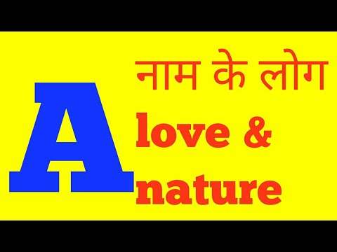 Amitabh Bachchan/Is you/your partner's name starting with letter A/Astrology in Hindi