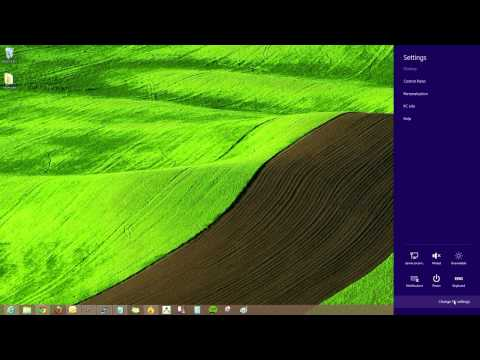 Windows 8: How to make icons bigger