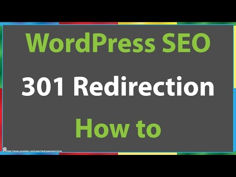 How To 301 Redirect WordPress Site Without Plugins
