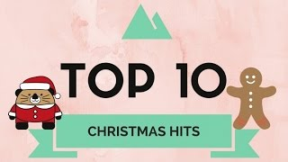 Various Artists - Top10 Christmas Hits (Official Lyric Video)