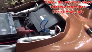 Synchronizing Throttle Bodies on 2006 Gen 1 Suzuki Hayabusa | Music