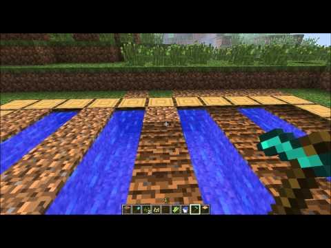[Minecraft] How to build - A Veggie Farm