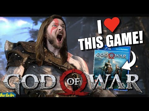 Guess I Was REALLY Wrong About God Of War For PS4