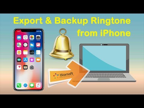 How to Export & Backup Ringtone from iPhone X/8/7/6S (Plus) with dr.fone