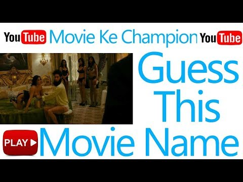 Guess Movie Name quiz | Guess The Movie Name | Find Movie Name | Movie Ke Champion