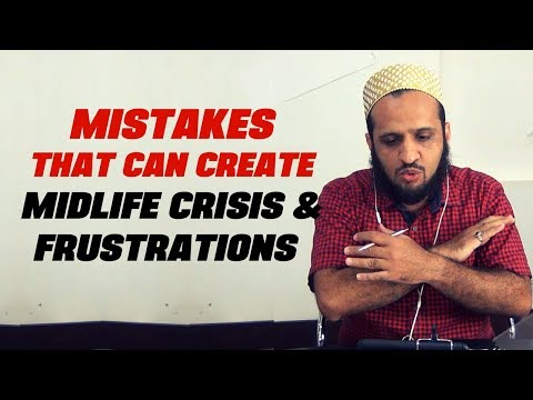 How To Not Get Lost In Life & Avoid Midlife Crisis.