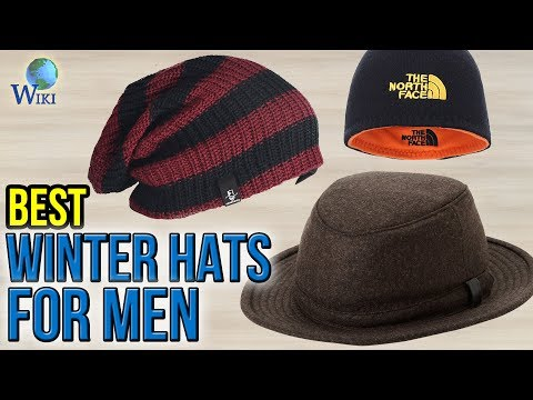 10 Best Winter Hats For Men 2017