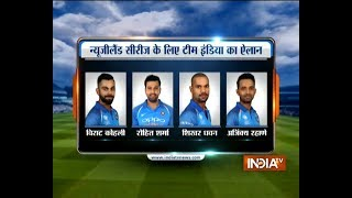 Cricket Ki Baat Shikhar Dhawan Returns For New Zealand Odis No Place For Ashwin Jadeja