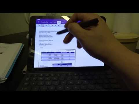 Samsung galaxy tab s3 - Onenote & casual use