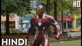 Download Iron Man ALL FIGHT Scenes in Hindi - Avengers Infinity War in Hindi   Ironman vs Thanos Fight Video