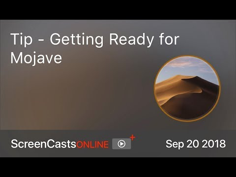 SCOM0771 - Tip - Getting Ready for Mojave