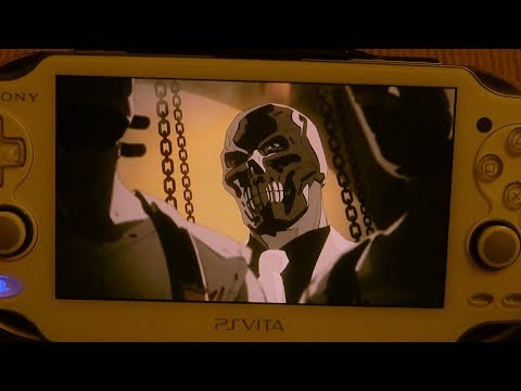 PSVita: Batman Arkham Origins Blackgate - Black Mask Fight