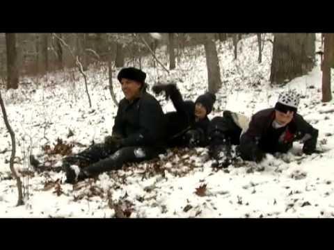 Winter Wild Camp