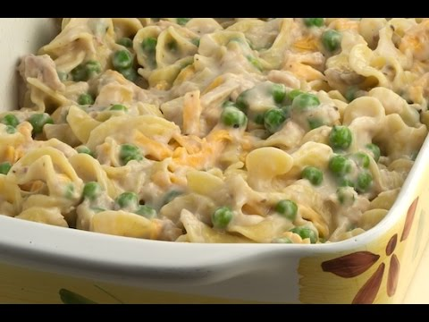 Creamy Chicken and Mushroom Casserole | One Pot Chef