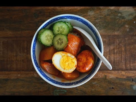 Egg & Potato Curry (Flavours Of Asia)
