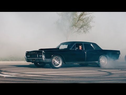 PowerNation History: Dax Shepard On Using His Real Lincoln Continental For Stunts