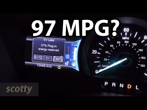 A Ford That Gets 97 MPG Gas Mileage?