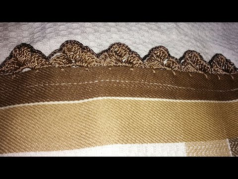 Crochet New Lace Pattern in hindi