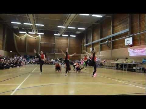 Disco Freestyle Under 12 Beginner Dance Team - Devilation