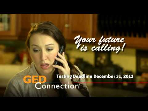 GED Connection--Study At Home: Your Future Is Calling!