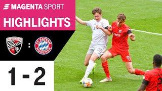 FC Ingolstadt - FC Bayern München II | 28. Spieltag, 2019/2020 | MAGENTA SPORT