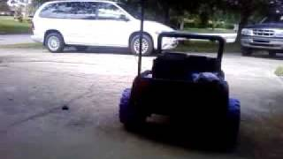 Barbie Web Rover driving demo