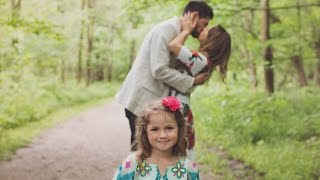 Man Proposing Marriage to Woman Also Asks Her Daughter if He Can Be Her Dad